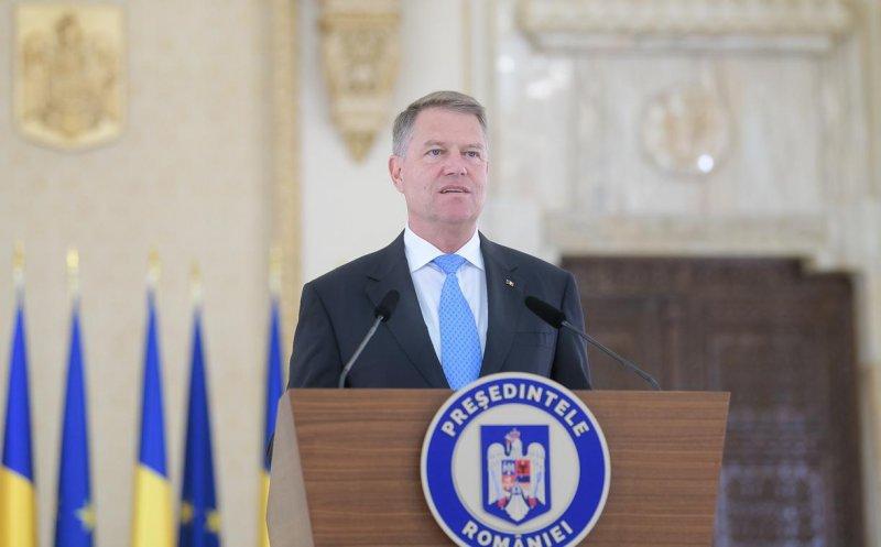 """Iohannis, mesaj în prima zi de campanie: """"Miza alegerilor prezidențiale este foarte mare – o Românie fără PSD"""""""