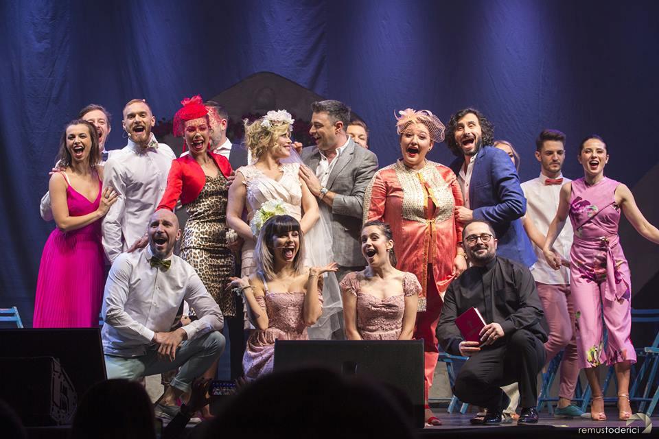 """Musicalul """"MAMMA MIA!"""" revine la Cluj cu o distribuție de excepție!"""