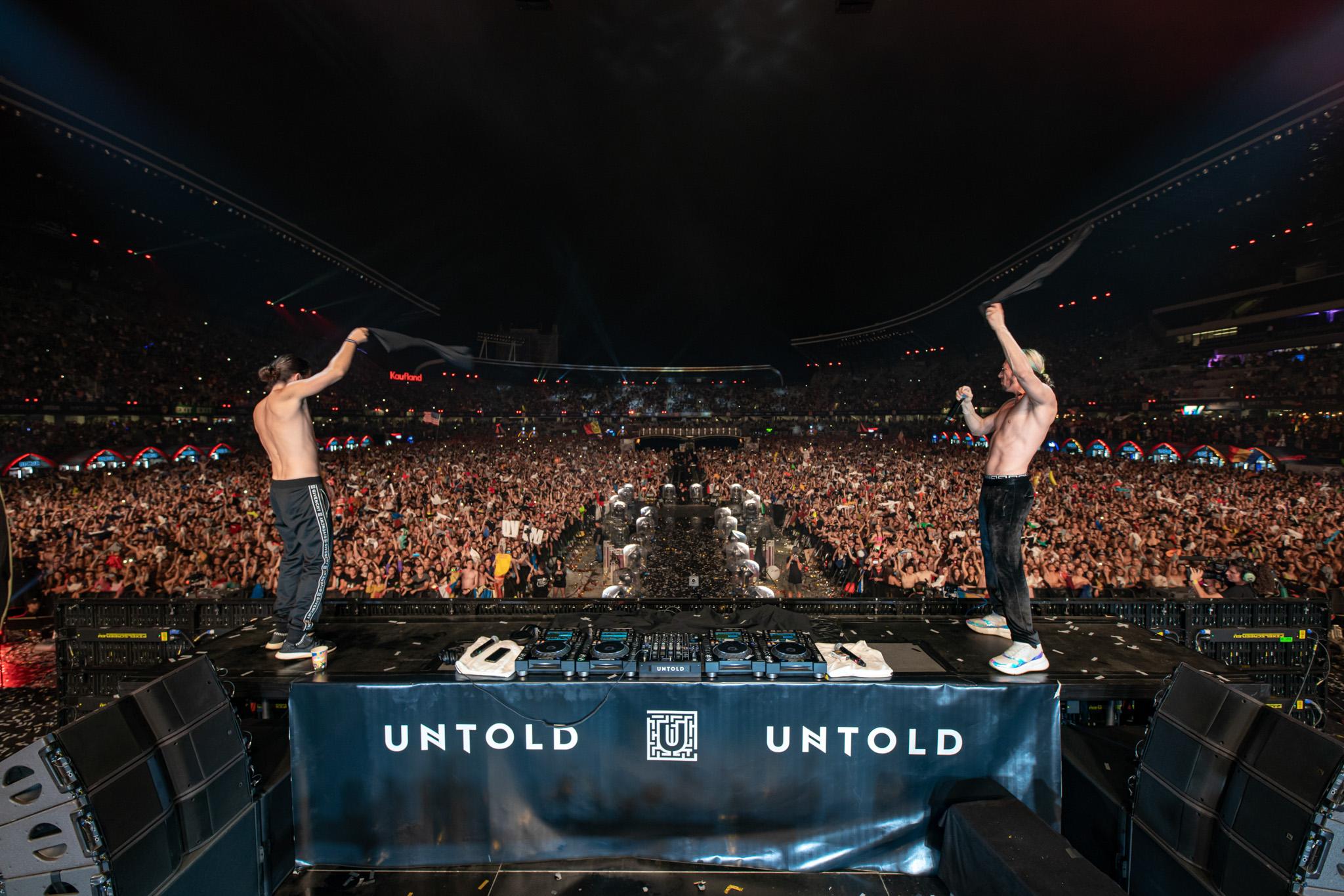 Top 10 DJ din lume au fost pe scena UNTOLD. Cum arată clasamentul pe 2019 realizat de DJ MAG
