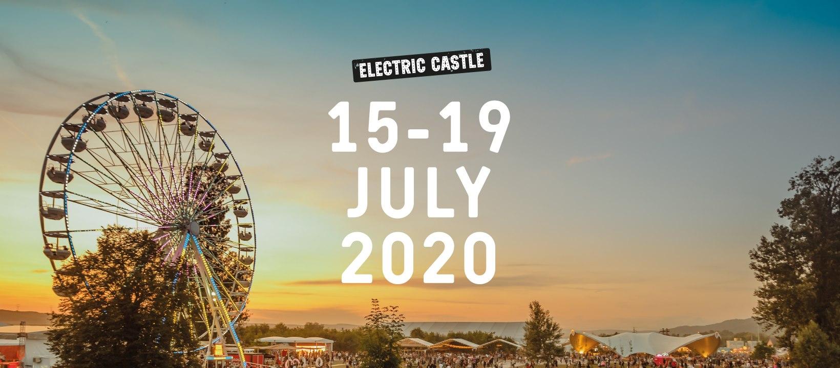 Electric Castle a ajuns la peste 25.000 de abonamente vândute pentru ediția din 2020
