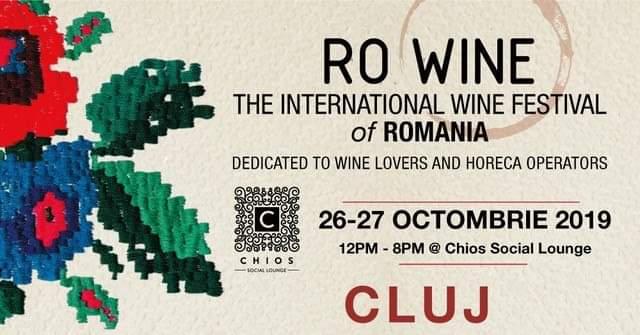 """RO-Wine revine la Cluj în acest weekend, la Chios Social Lounge! Pâine de la Nicolai, """"mingi"""" de rugby, bere artizanală și, ca de obicei, vinuri superpremium!"""