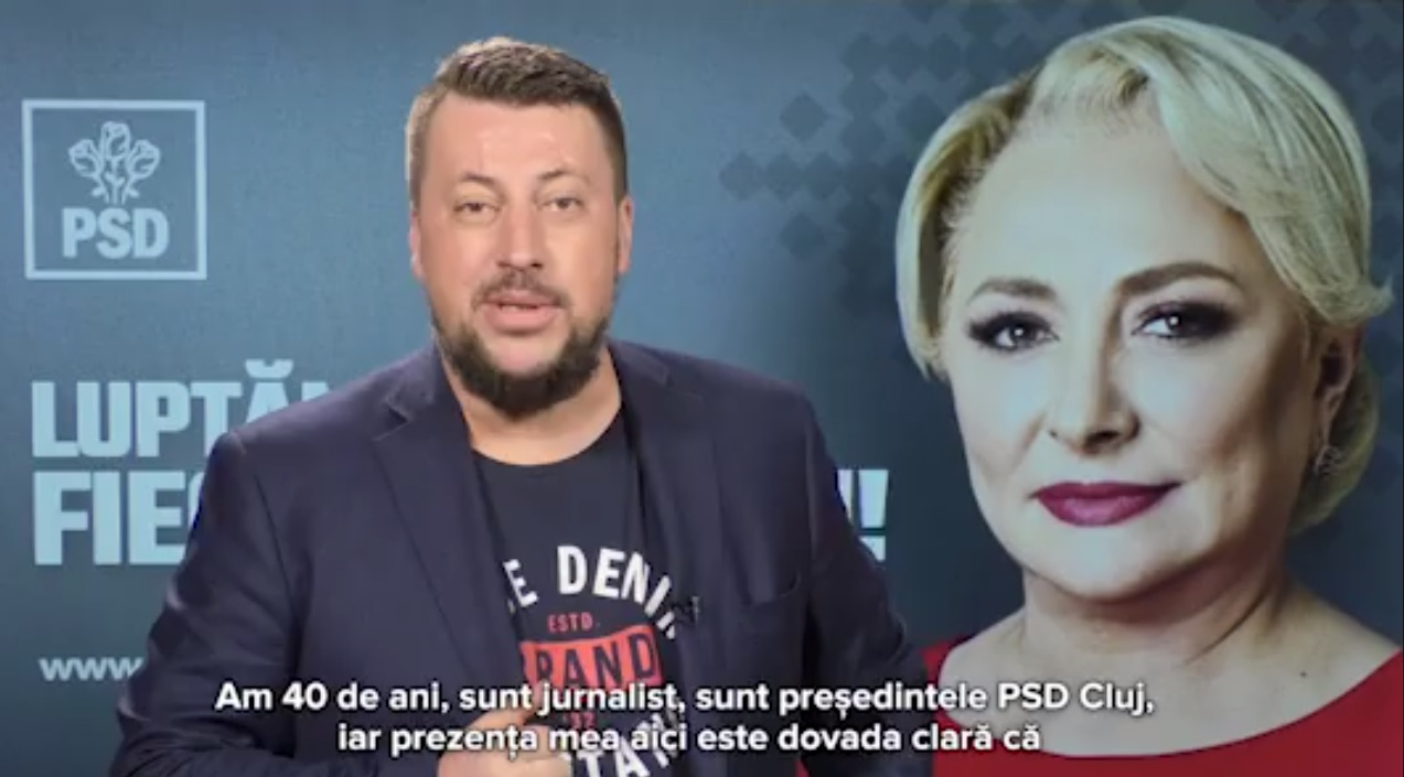 """Haosul domnește în PSD Cluj sub conducerea controversatului Liviu Alexa: """"Nu am fost exclus, dar voi candida la alegerile interne"""""""
