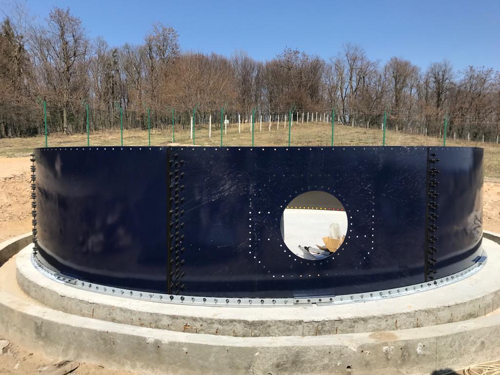 Satul Sălicea din Ciurila va fi alimentat cu apă