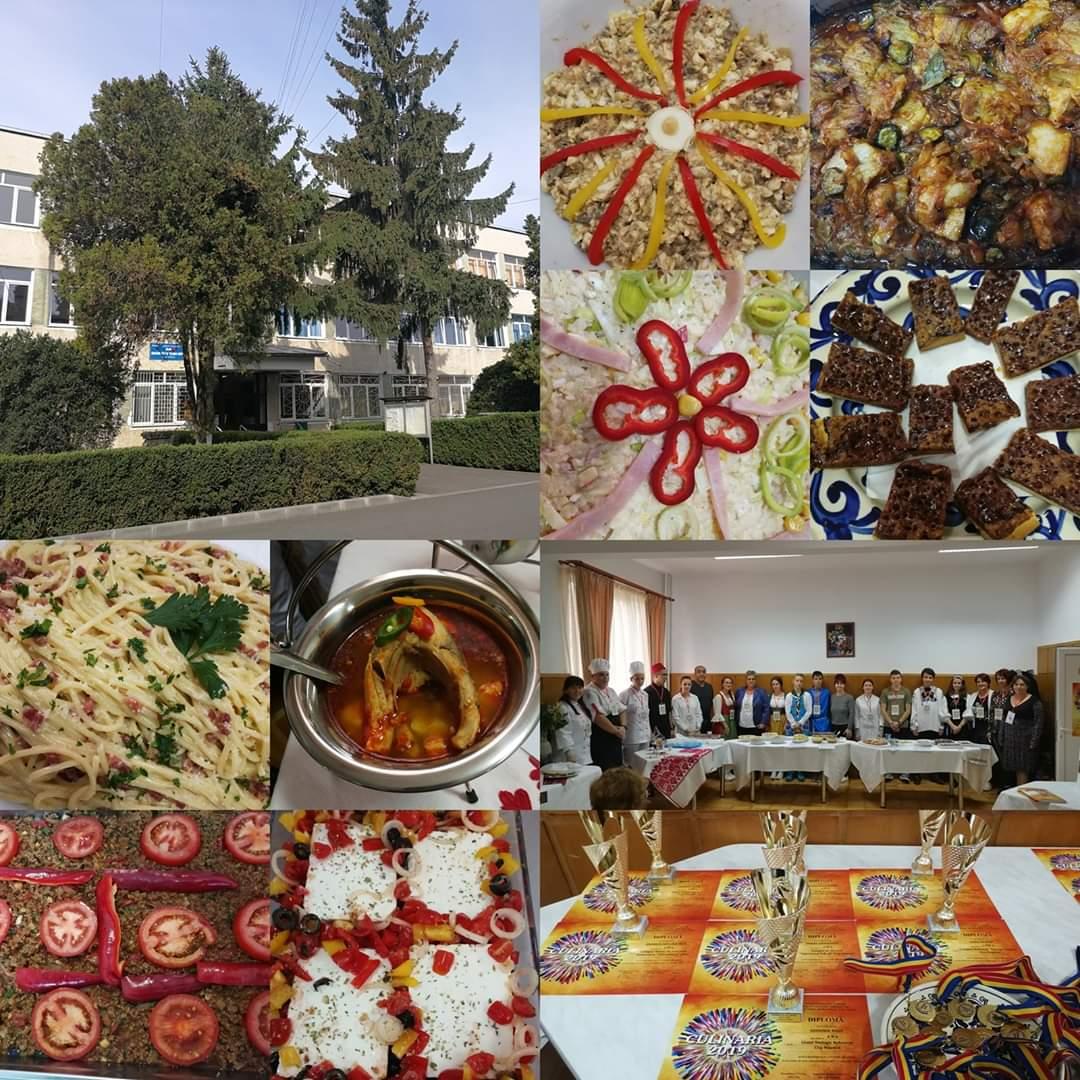 """A treia ediție a Festivalului interjudețean de artă culinară pentru elevi – """"Culinaria"""""""