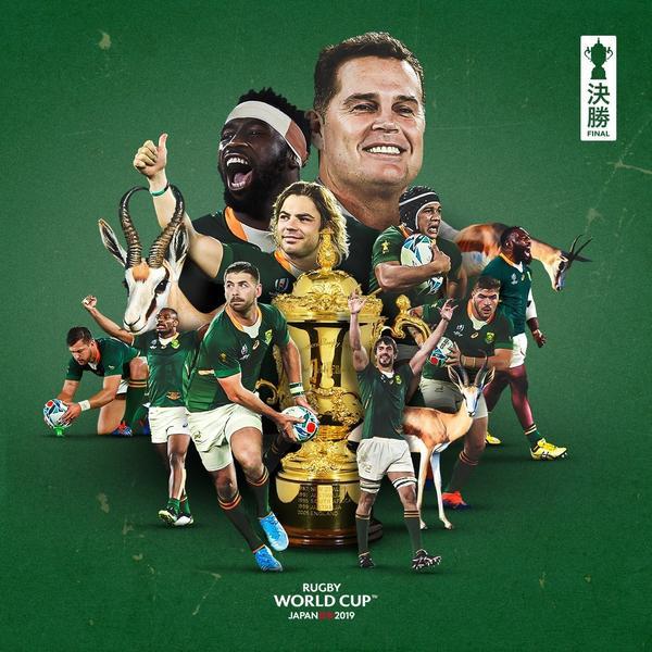 Africa de Sud este noua campioană mondială la rugby, după ce a învins Anglia cu 32-12