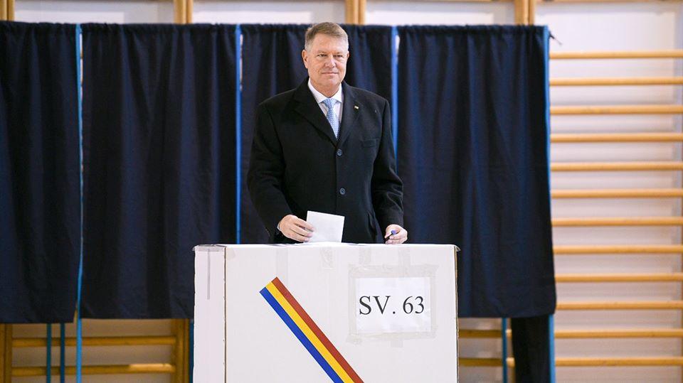 Klaus Iohannis a dominat Clujul în turul 2 al prezidențialelor: 84.5% pe județ și 81.16% pe municipiu