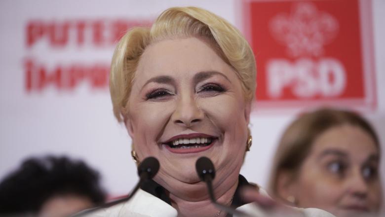 Fostul premier Viorică Dăncilă își va lansa o carte-interviu