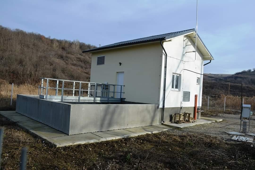 Rețeaua de apă care alimentează trei localități din comuna Mintiu Gherlii a fost finalizată în prezența președintelui CJ Cluj, Alin Tișe