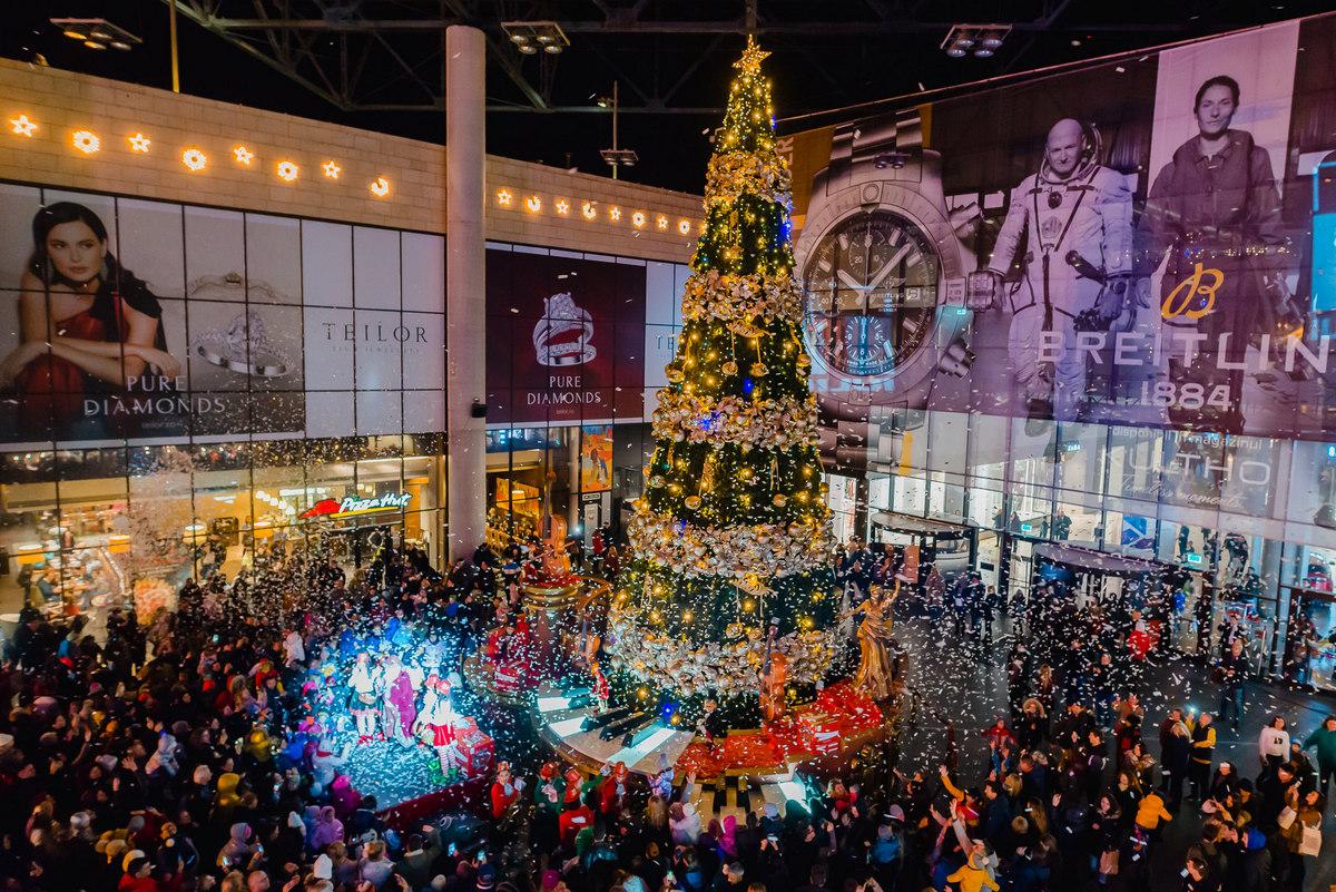 Program special la Iulius Mall Cluj de sărbători. Mall-ul e deschis în a doua zi de Crăciun și în 2 ianuarie 2020