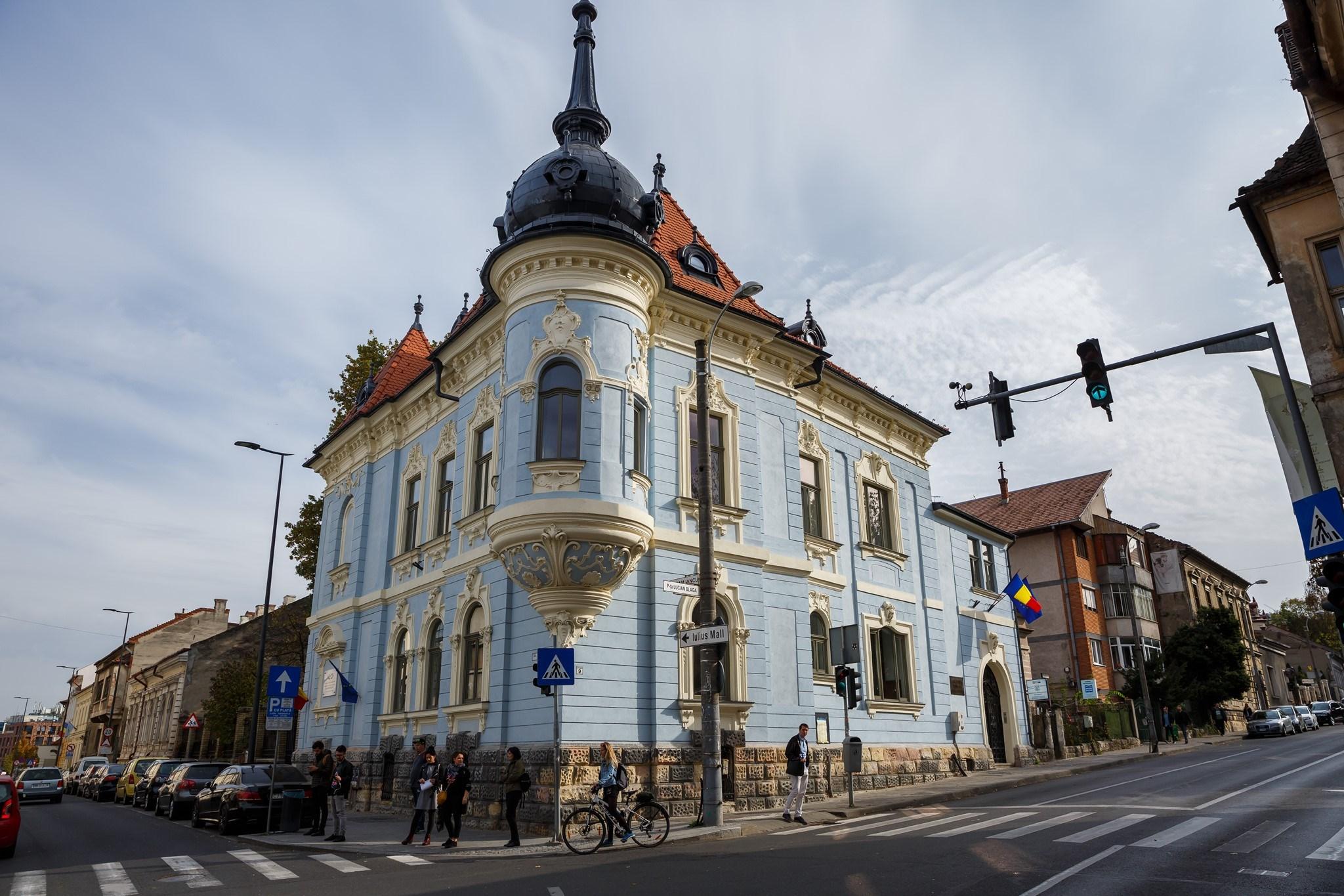 Supraimpozitarea cu 500% a clădirilor din centrul Clujului e benefică: 535 de imobile au fost reabilitate în 3 ani