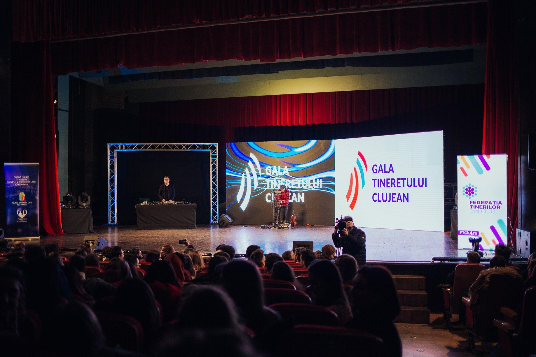 Peste 60.000 de tineri implicați în proiectele înscrise la Gala Tineretului Clujean 2019