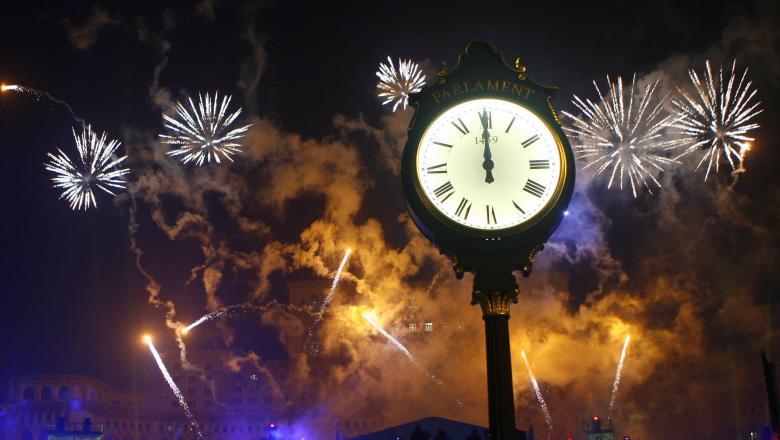 Superstiții de Revelion și Anul Nou!