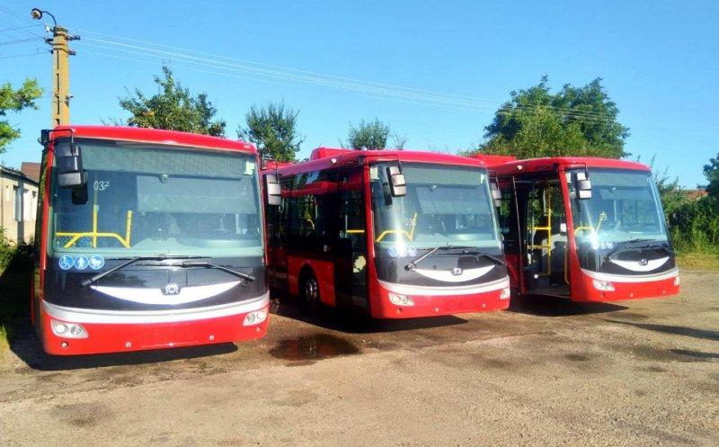 Turda a devenit primul oraș din România cu transport în comun exclusiv electric