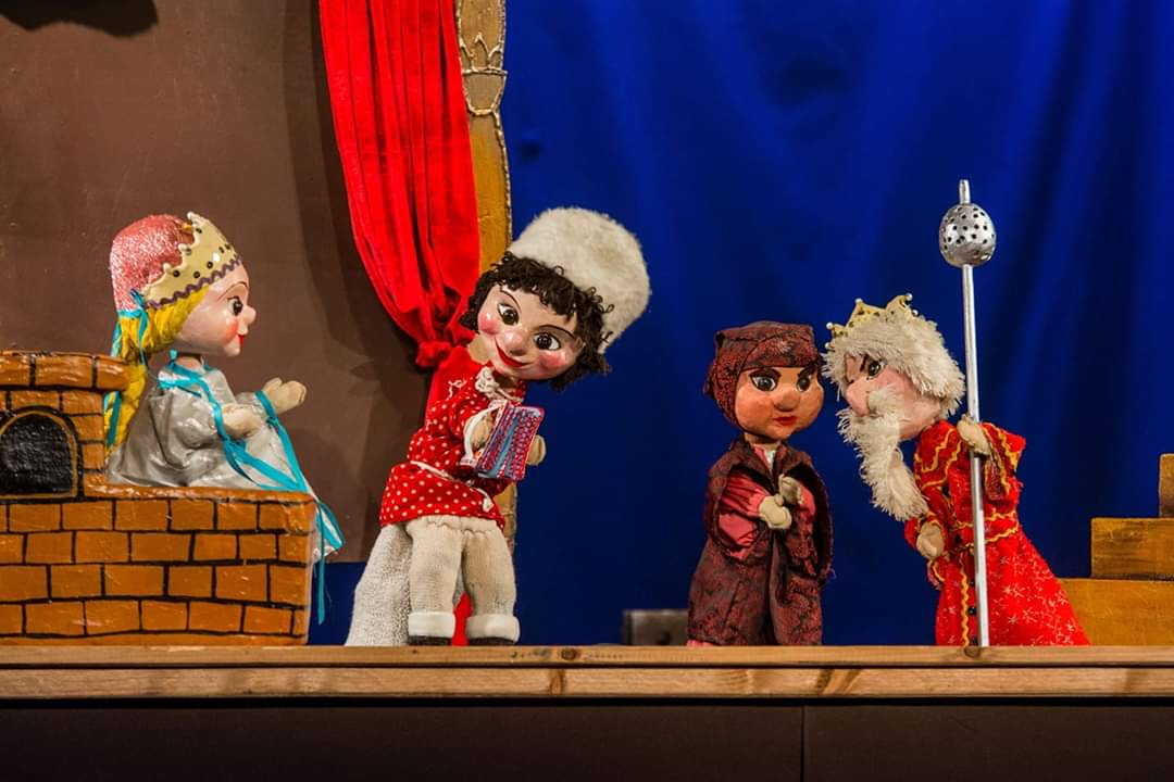 """Primele spectacole din 2020 la Teatrul de păpuși """"Puck"""""""