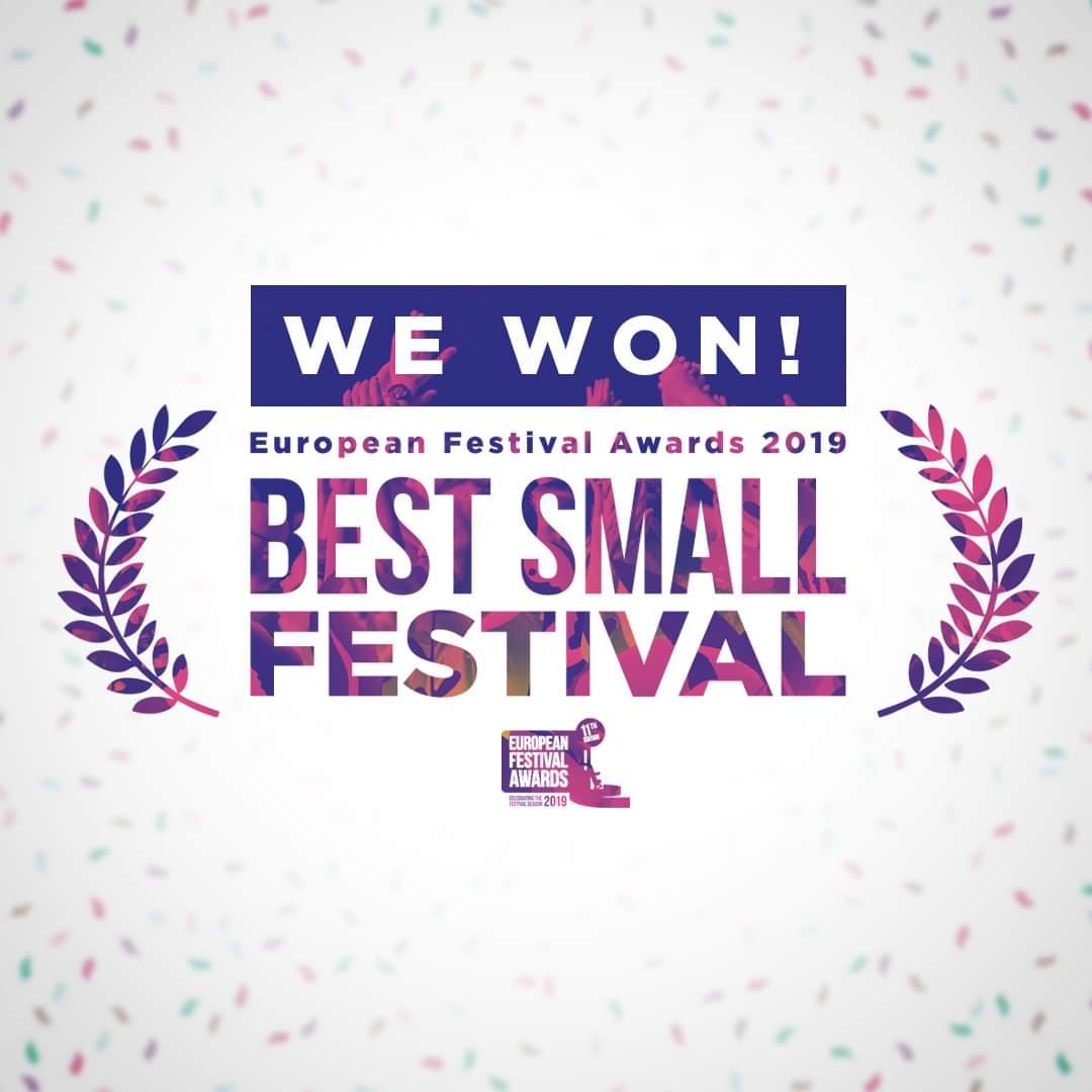 """După 7 ediții de la lansare, Jazz in the Park a cucerit premiul internațional """"Best Small Festival"""", la European Festival Awards"""