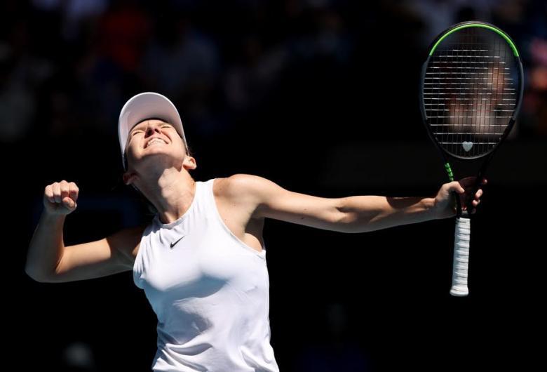 Simona Halep s-a calificat în semifinalele Australian Open