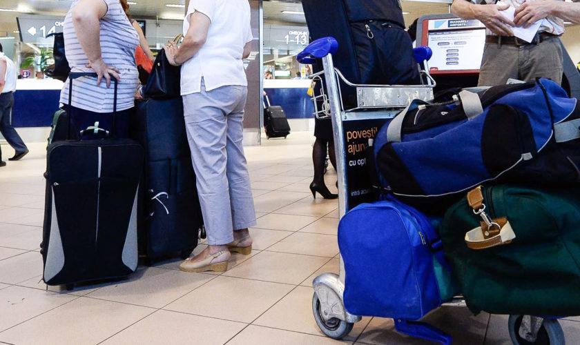 Coronavirus. Aeroportul din Cluj a realizat o linie specială pentru pasagerii care vin din China