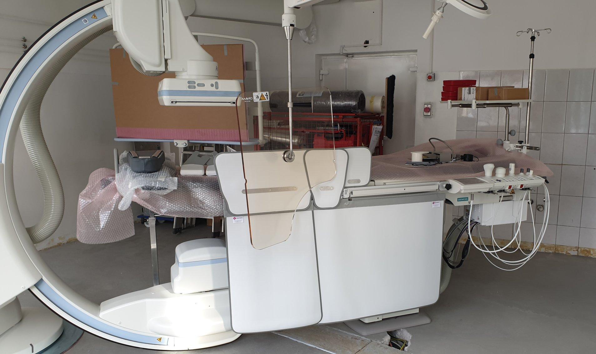33 de noi echipamente medicale ultraperformante achiziționate pentru Spitalul de Recuperare din Cluj