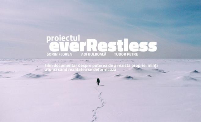 Aventura clujeanului Vlad Crișan Pop în maratonul de la Cercul Polar, ecranizată într-un documentar în premieră