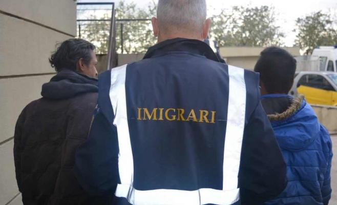 6 imigranți care stăteau ilegal în Cluj, depistați de polițiști și serviciul de imigrări