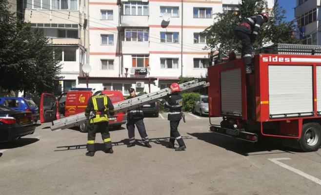Bărbat găsit mort într-un apartament din Câmpia Turzii