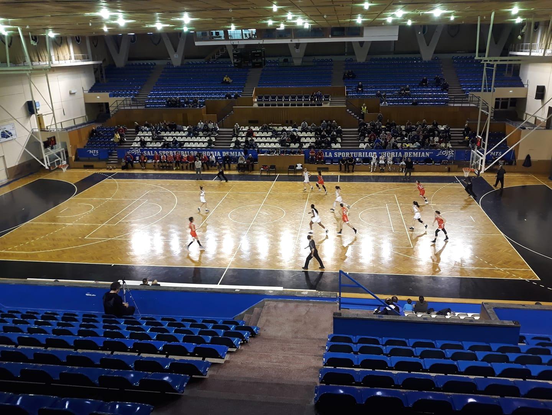 """Sala Sporturilor """"Horia Demian"""" va găzdui Final Four-ul Cupei României la baschet masculin"""
