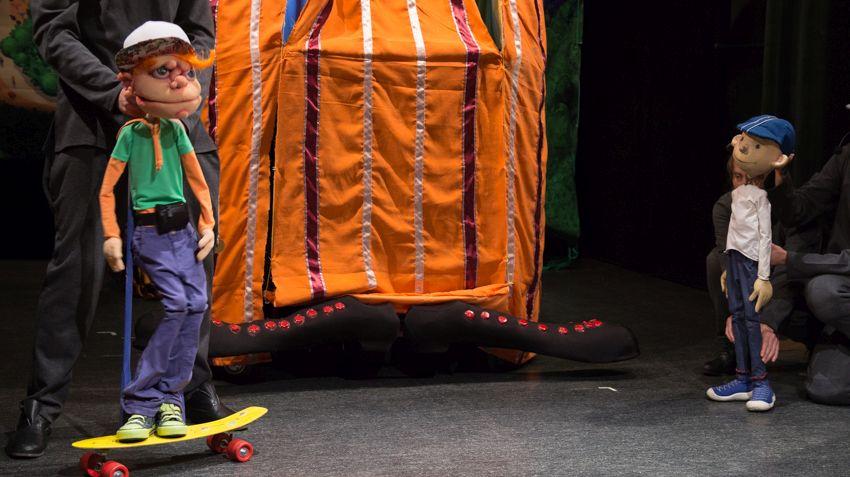 """Pinocchio revine pe scena Teatrului """"Puck"""""""