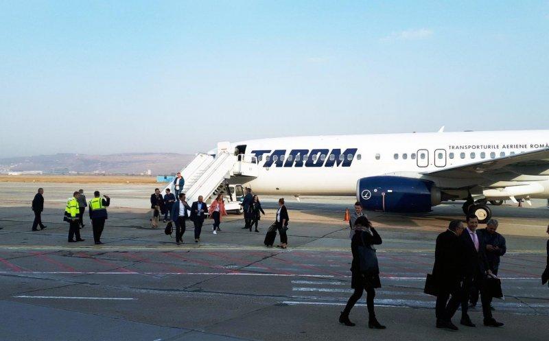 Coronavirus. Restricții pe Aeroportul Internațional Cluj pentru pasagerii veniți din Italia