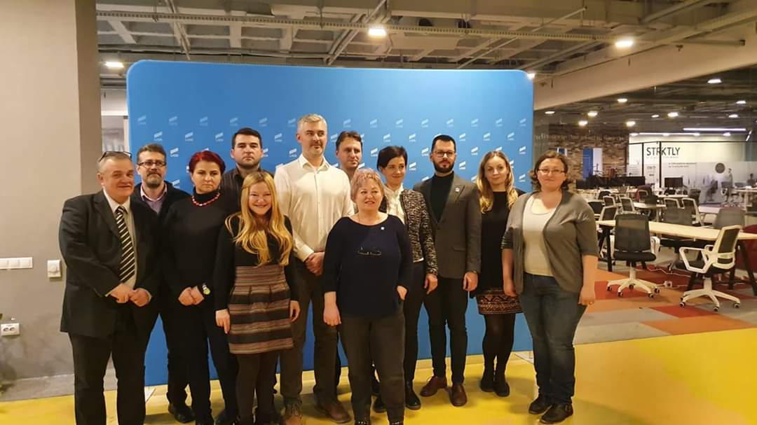 USR Cluj și-a desemnat candidații pentru Consiliul Județean Cluj la alegerile locale din iunie 2020