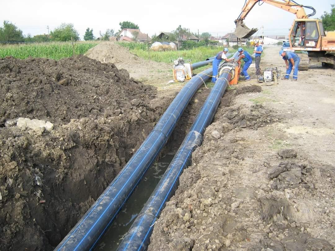 A fost semnat contractul de 355 de milioane de euro din fonduri europene pentru modernizarea rețelei de apă din județele Cluj și Sălaj