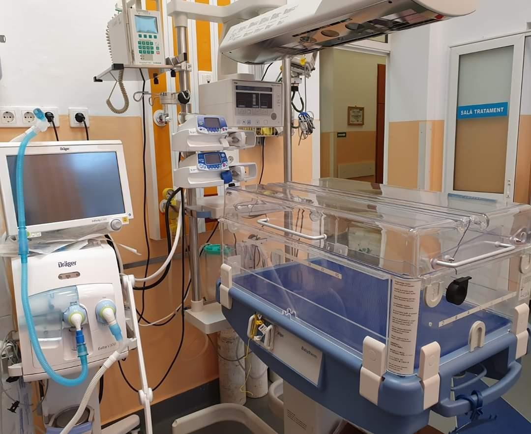 Investiții de peste 2.500.000 lei în echipamente ultraperformante la Spitalul de Copii din Cluj