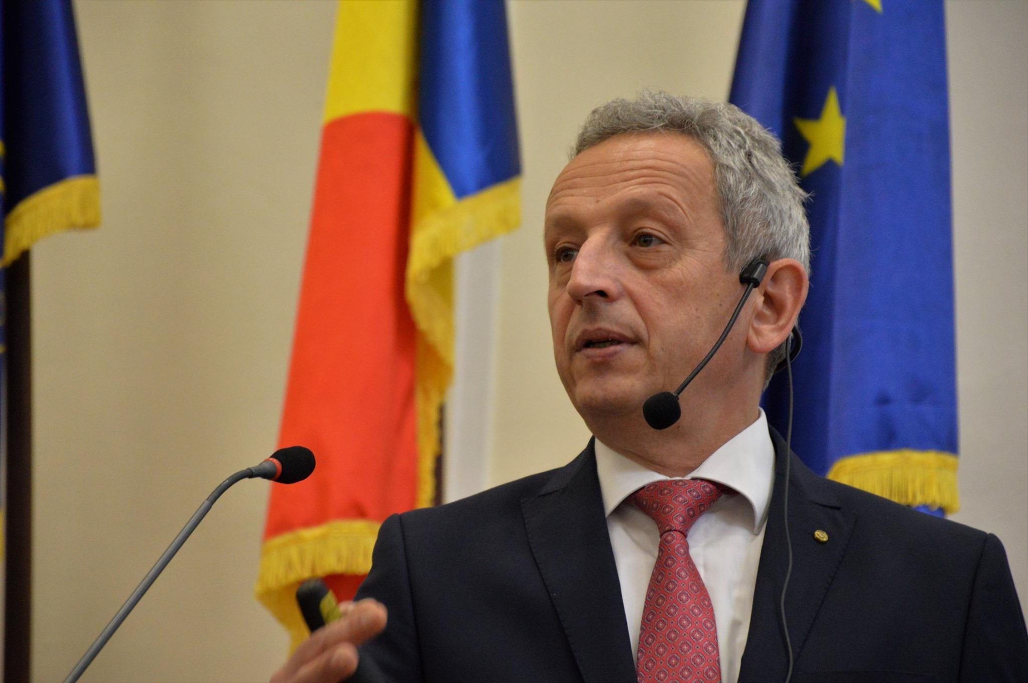 Cornel Cătoi a câștigat al doilea mandat de rector al USAMV Cluj-Napoca