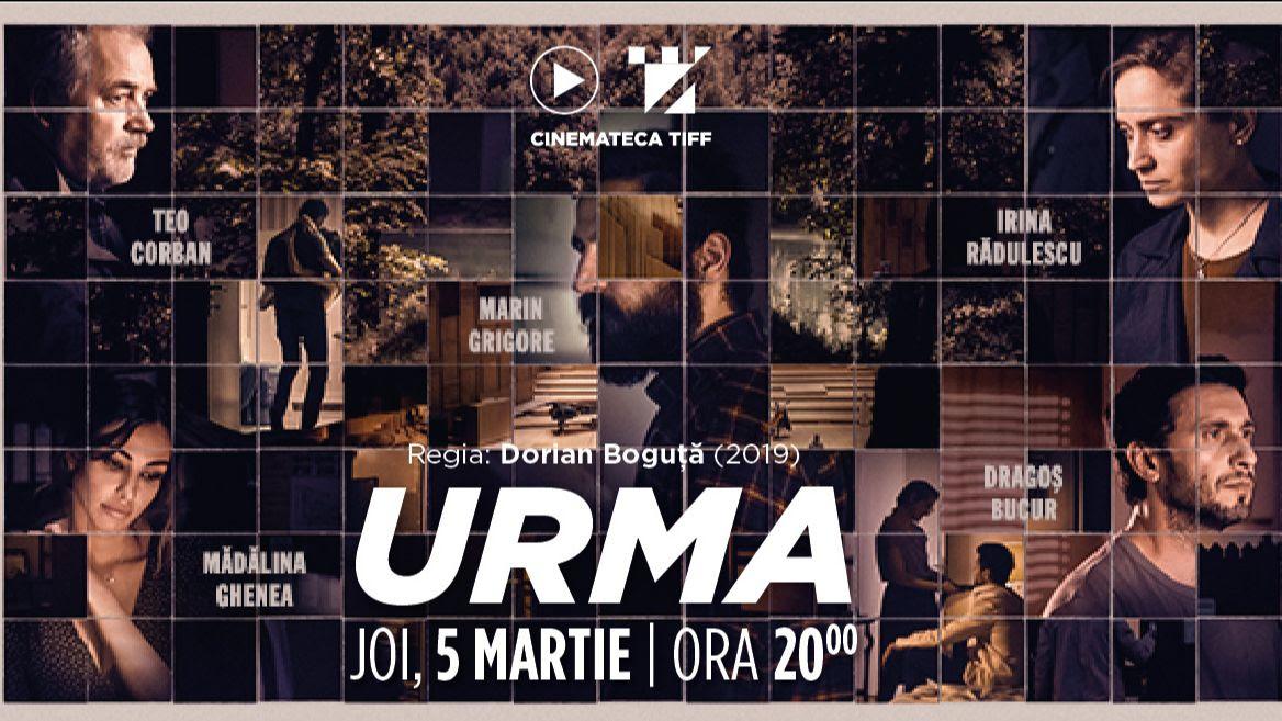 Premiere românești la Cinemateca TIFF în martie, la Cinema Victoria