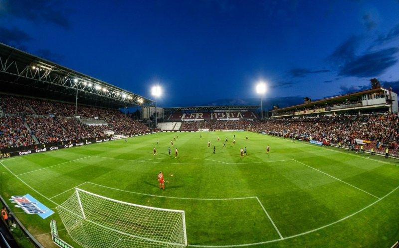 Restricții de circulație în Gruia pentru meciul CFR Cluj – FCSB