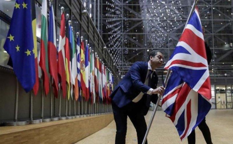 Marea Britanie a ieşit în mod oficial din Uniunea Europeană