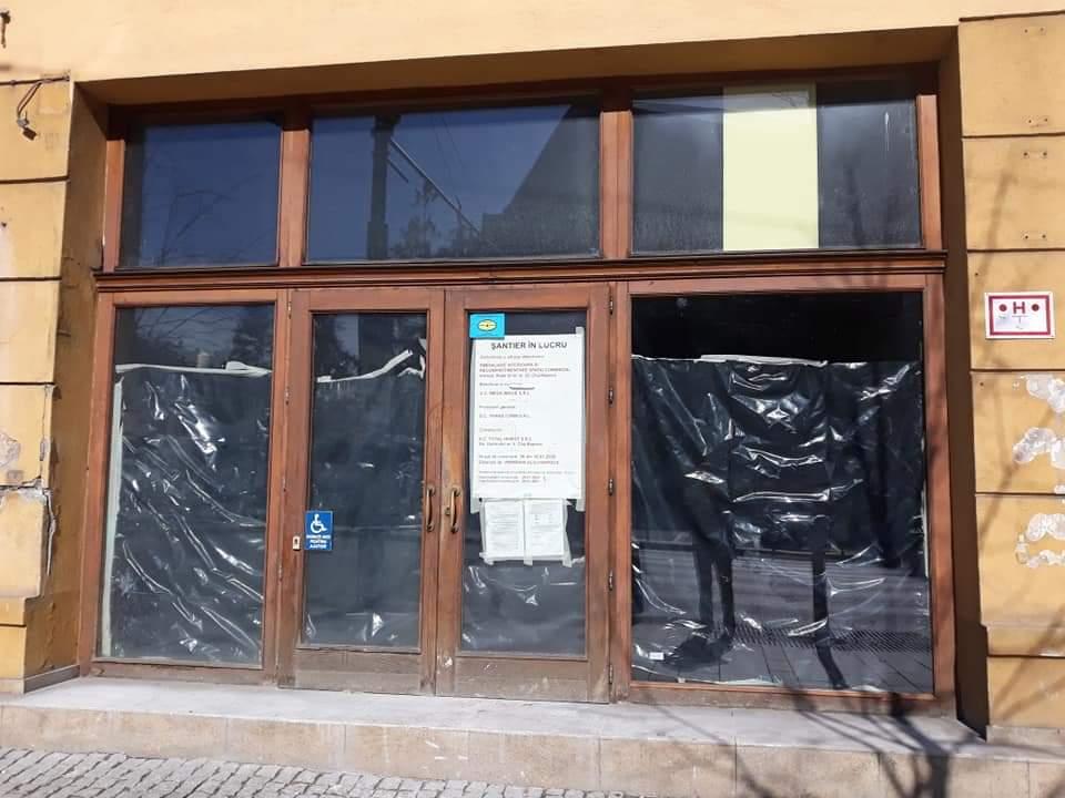 Se deschide Mega Image în Piața Unirii din Cluj-Napoca