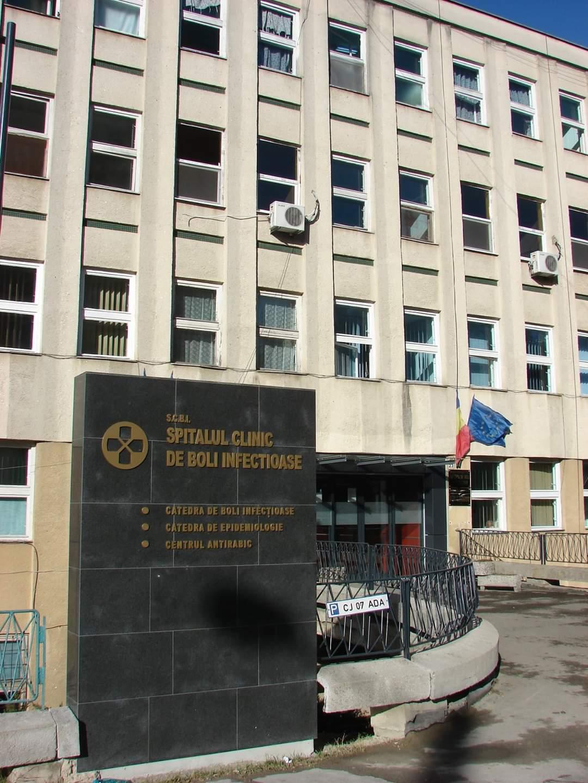 Spitalul de Boli Infecțioase primește 2 milioane de lei de la Consiliul Județean Cluj