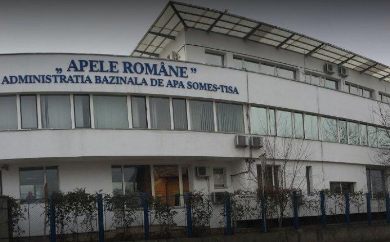 Program cu publicul suspendat la Administrația Bazinală de Apă Someș-Tisa până în 15 aprilie