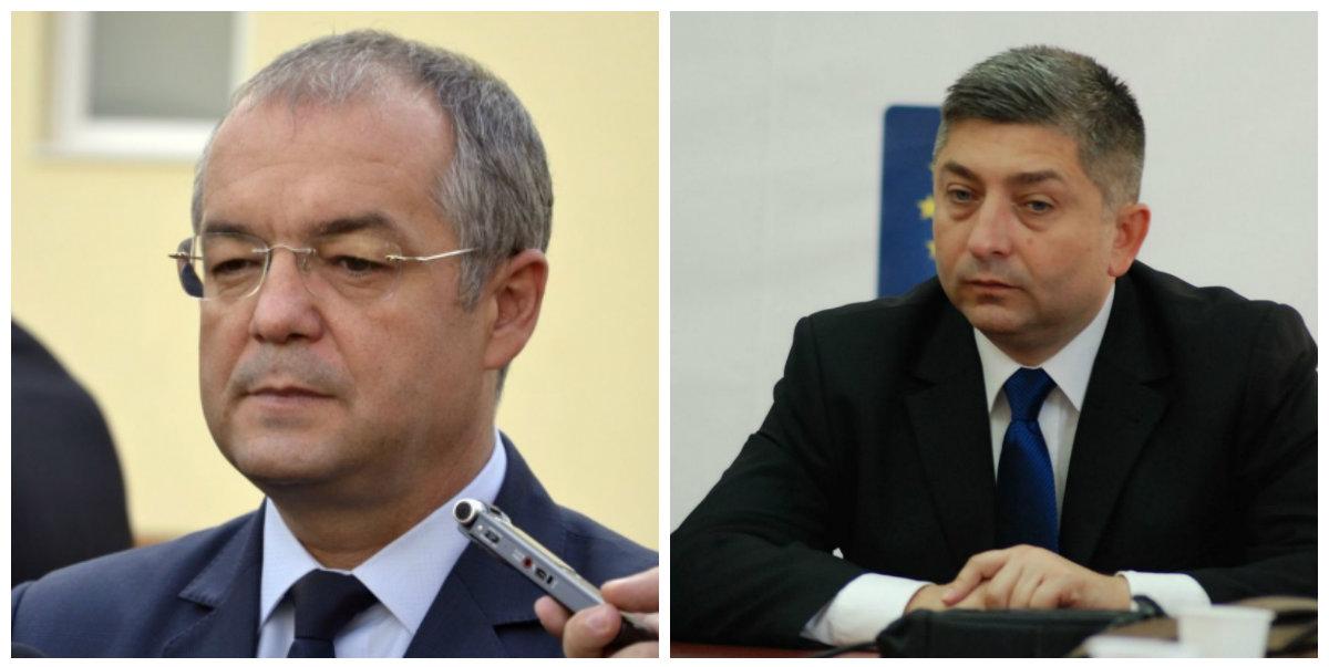 Nașul și finul, împreună la conducerea Clujului pentru încă 4 ani? Candidaturile tandemului Boc – Tișe, validate oficial la București