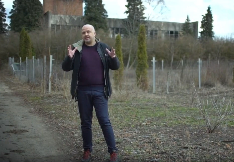 Deputatul USR Emanuel Ungureanu a identificat un nou spaţiu pe un teren al USAMV unde s-ar putea construi un nou spital în Cluj-Napoca. VIDEO