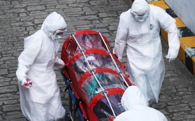 Un bărbat din Satu Mare, confirmat cu  coronavirus, transferat cu izoleta la Spitalul de Boli Infecţioase Cluj