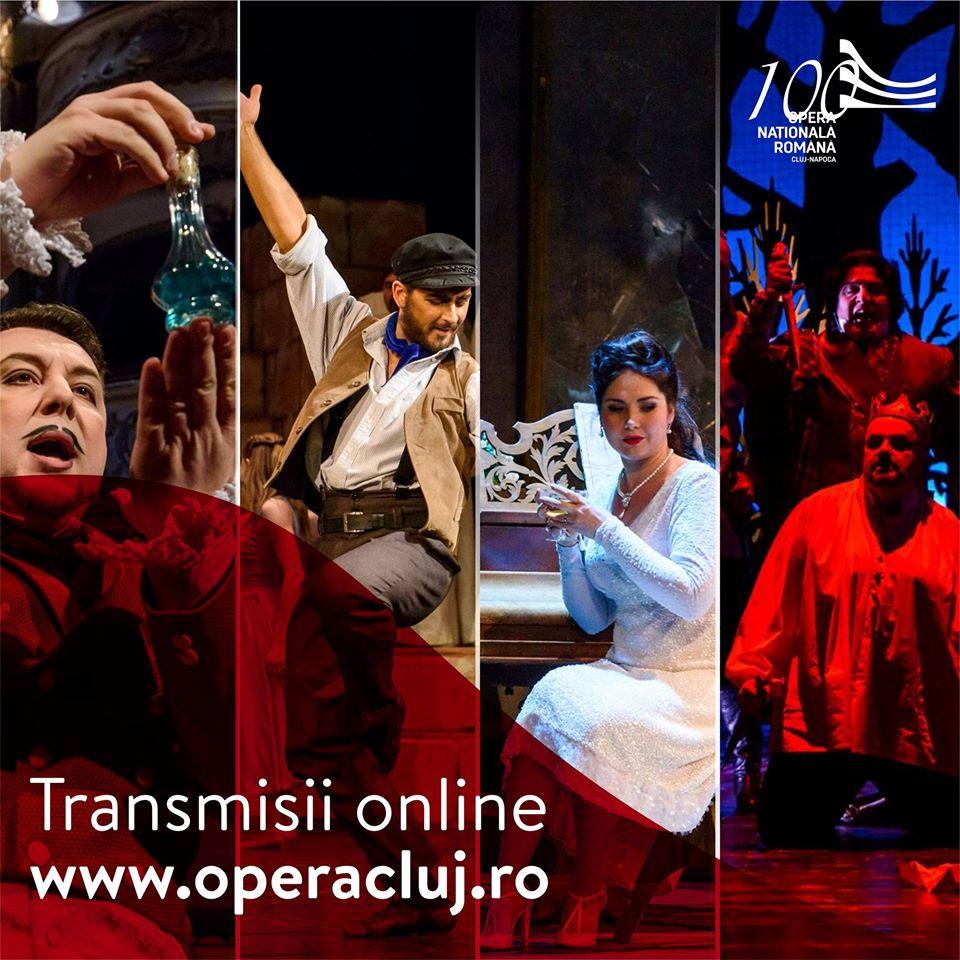 100 de ani de Opera Națională Română la Cluj-Napoca. Un Centenar în notă digitală – VIDEO