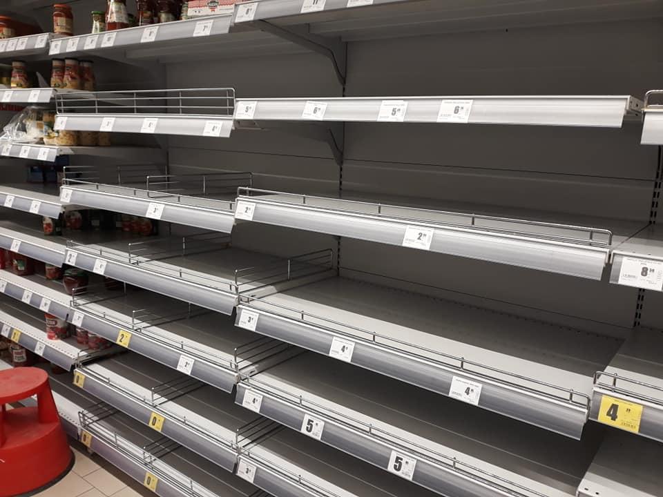 NU vă panicați, există stocuri suficiente, iar supermarketurile nu își vor schimba programul!