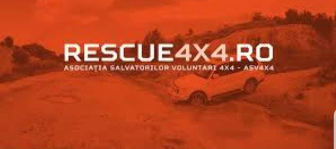 Asociația Salvatorilor Voluntari Rescue 4×4, la dispoziția statului în lupta împotriva coronavirusului