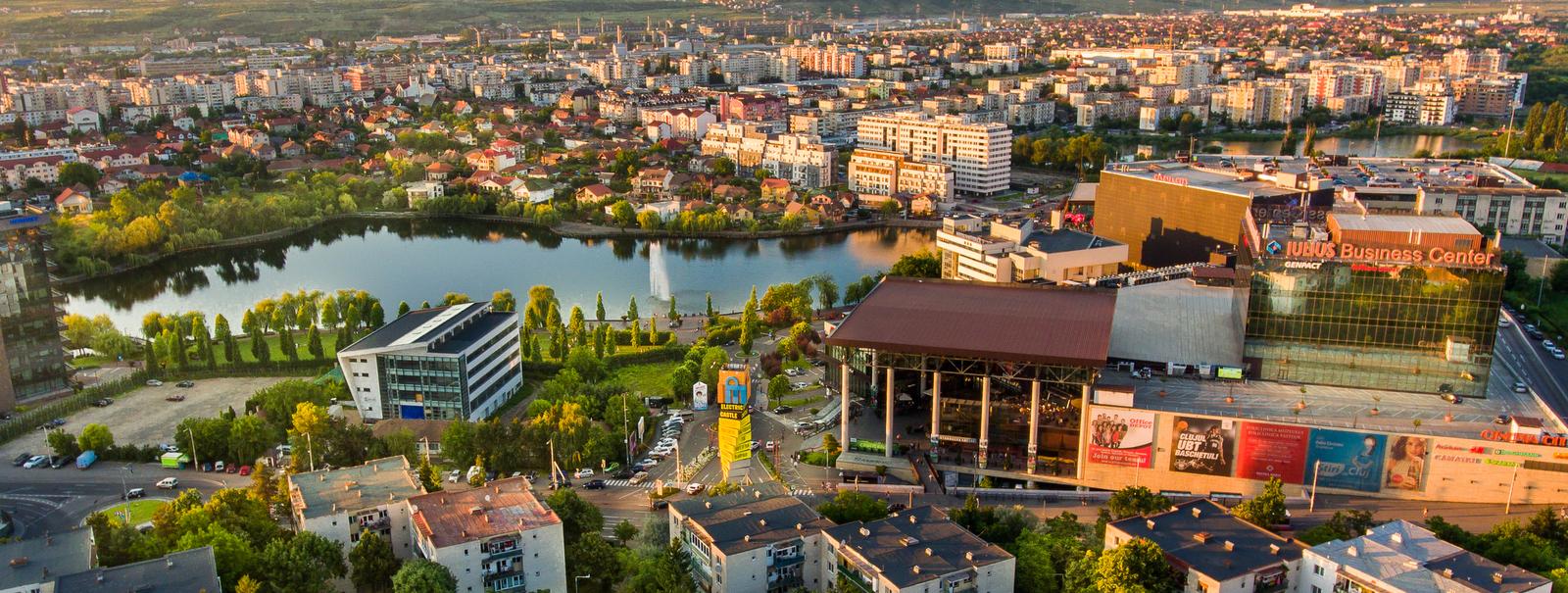 UnSingurCluj – Iulius Mall Cluj susține sistemul medical cu o donație de 100.000 de lei!
