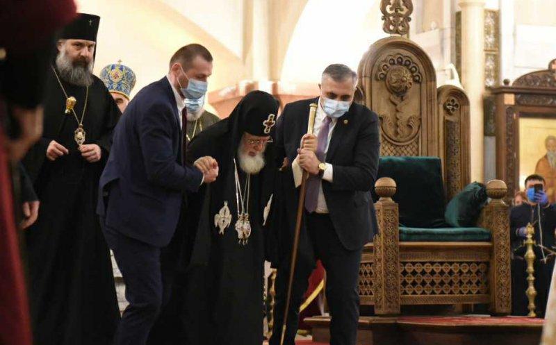 Sute de credincioşi au participat la slujba de Înviere în Georgia, în ciuda apelului de a sta acasă
