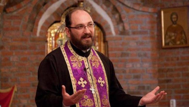 """Preotul Constantin Necula: """"Stați acasă! Nu de frica morții, ci de iubire pentru viață"""""""