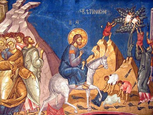 Creștinii ortodocși sărbătoresc astăzi Intrarea Domnului în Ierusalim sau Floriile