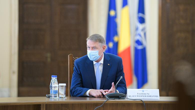 """Iohannis: """"O relaxare prematură ar putea distruge rezultatele bune de până acum"""""""
