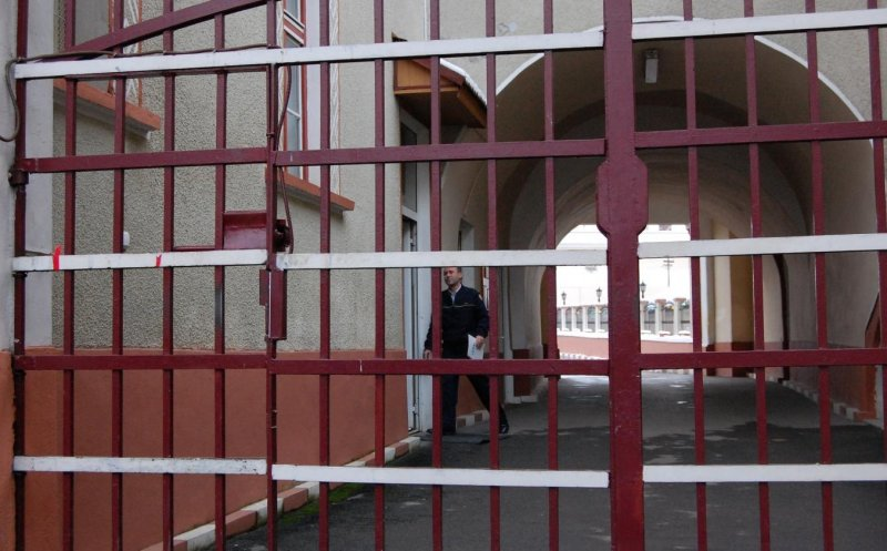 Al doilea angajat al Penitenciarului Gherla, confirmat pozitiv cu COVID-19